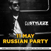 11.05.18 Birmingham / Russian Party / DJ Stylezz Top Russian DJ