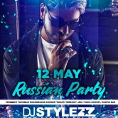 12.05.18 Leicester / Russian Party / DJ Stylezz Top Russian DJ