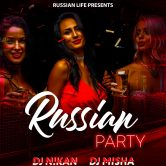 03.11.18 Northampton – Russian Party